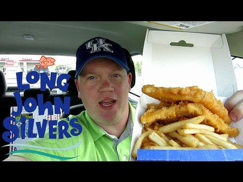 Reed Reviews Long John Silver's $5 Reel Deal Box