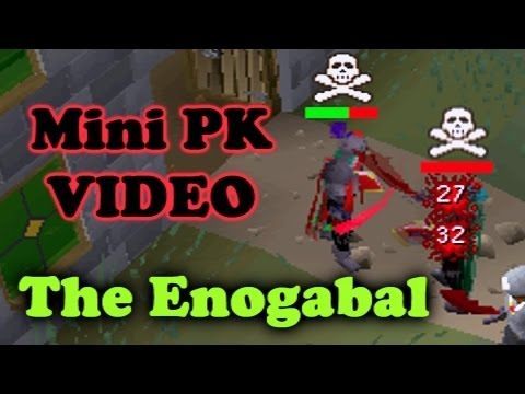 The Enogabal ~ Mini PK Video