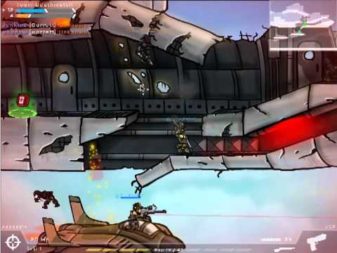 Flashplay - Strike Force Heroes Part 1