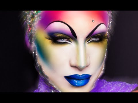 Miss Fame - Cosmic Queen Makeup Tutorial