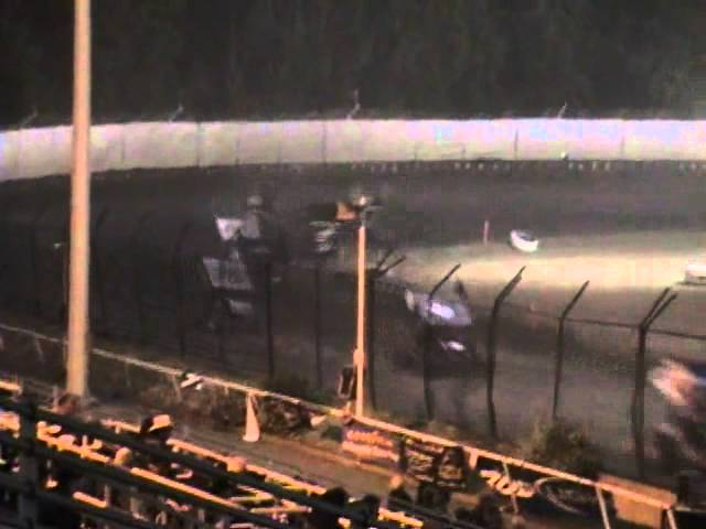Rico Abreu - King of the West Sprints - Main Event -Tulare CA  May 14, 2011