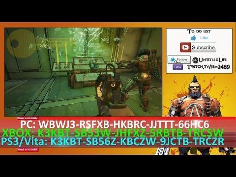 New shift code alert 11 golden keys amp borderlands the pre sequel