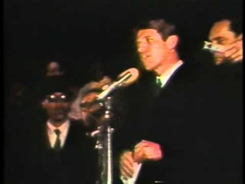 Robert F. Kennedy's Martin Luther King Jr. Assassination Speech video