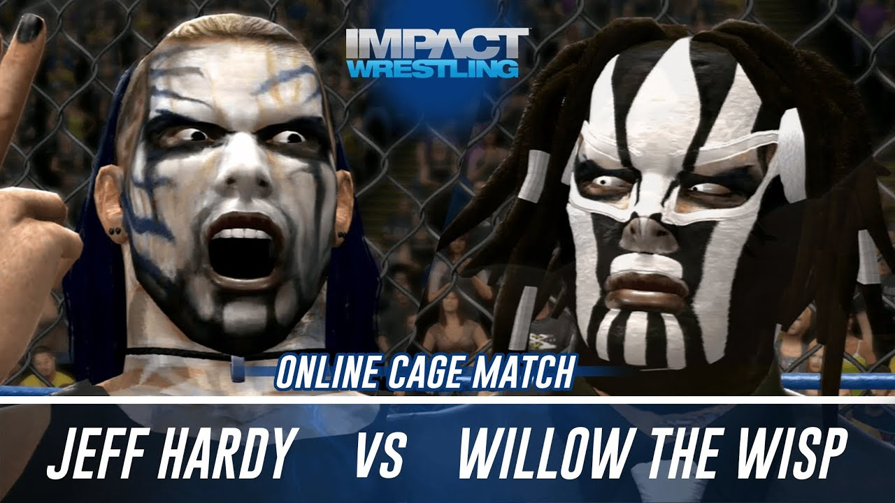 Jeff Hardy Wwe Games Wwe 2k14 Jeff Hardy vs Willow