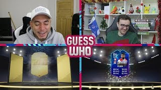 THE FUNNIEST EPISODE OF GUESS WHO FIFA vs AJ3 😂 (TOTGS GUESS WHO FIFA)