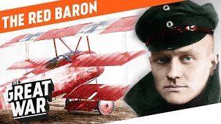 The Red Baron - Manfred von Richthofen I WHO DID WHAT IN WW1?