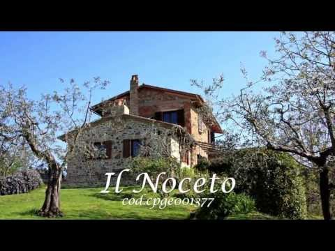Restored Farmhouse for sale in Umbria