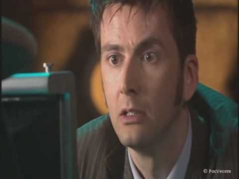 Tenth Doctor and Jamie