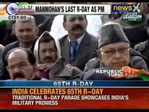 India turns 64, Republic Day celebration - NewsX