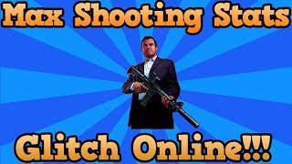 GTA 5 Online Glitches: How To Max Shooting Skill To 100 On GTA V (How To Max Shooting Skills To 100)