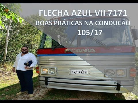 CMA FLECHA AZUL VII 7171 - Boas Práticas na condução