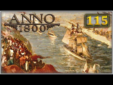 Anno 1800 #115 - Items kaufen und Handel einrichten
