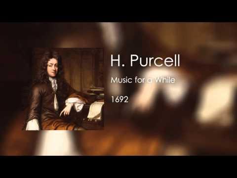 Пёрселл Генри - Musick for a while