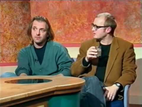 Tonight With Jonathan Ross - Rik Mayall and Ade Edmondson (1991)