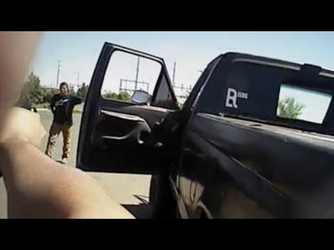 Fresno police release video of Dylan Noble shooting