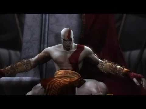 GOD OF WAR 4 - DEIMOS REVEAL (KRATOS' BROTHER) - Ghost of Sparta