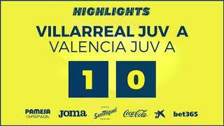 Gol Juvenil A vs Valencia