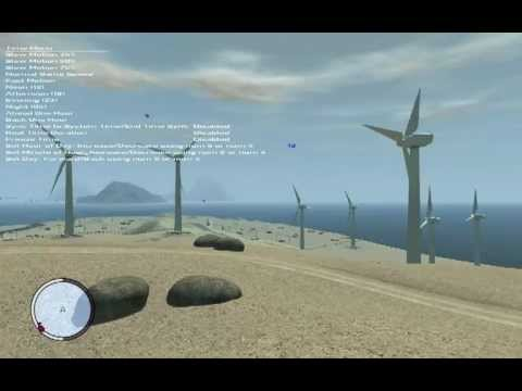 Grand Theft Auto IV – Wind Farm Island