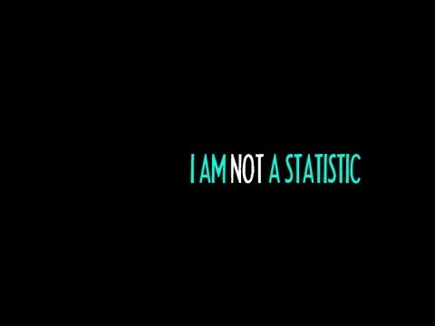 I AM NOT A STATISTIC by Emily May and Silvia Sasaki