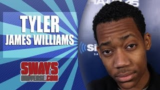 Tyler James Williams Freestyles Over Drake's