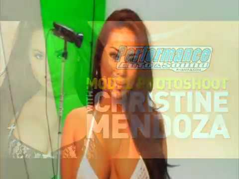 Christine Mendoza Model Feature Part 2