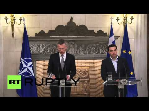 Greece: Stoltenberg says NATO 'ready' to support new Libyan govt