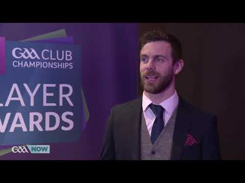 Ruairí Óg/Cushendall Players at the AIB GAA Club Player Awards