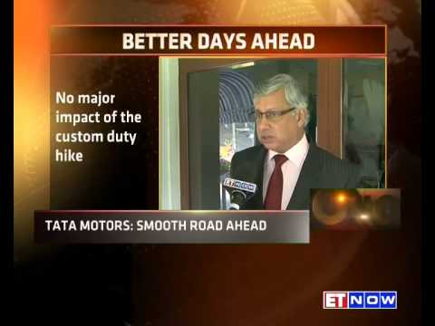 Ravi Pisharody Says Tata Motors Welcomes The Budget