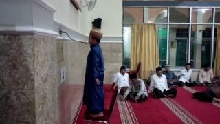 Azan Merdu Ahmad Juara 1 Hafiz Indonesia 2017