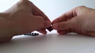 Uma Aventura Lego - Saquinho Surpresa - (The Adventures of Clutch Powers)