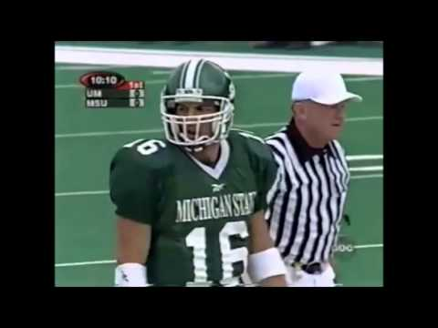 Plaxico Burress - Michigan State Highlights