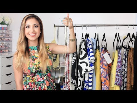 Summer Fashion HAUL: Zara, Urban Outfitters, Cotton On + More!