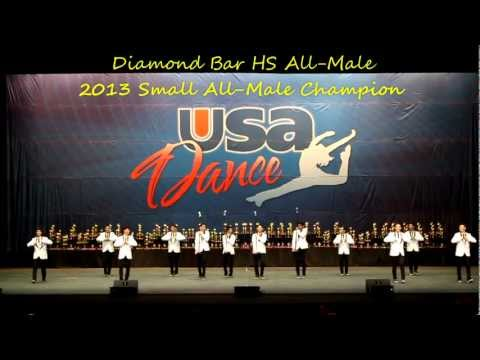 Diamond Bar All-Male - 2013 USA Dance Nationals