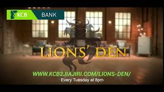 KCB Lions' Den