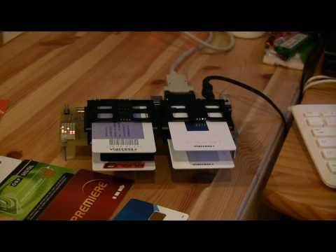 Iso programer usb / Programador iso smart card usb www.mayortec.com ...