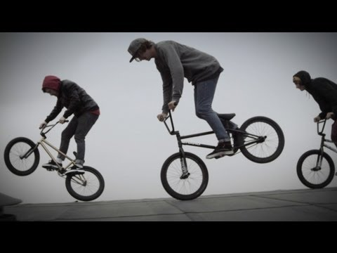 BMX Trip to Torino - Red Bull Design Quest - Ep 1