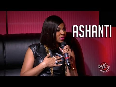 Ashanti talks Irv Gotti saying she is disloyal! klip izle