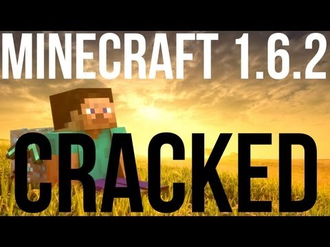 Minecraft 1.6.2 Cracked Download + How To Join Server