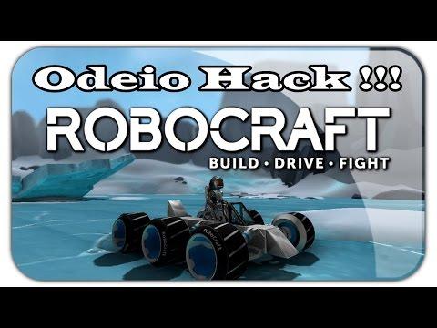 RoboCraft - Falando sobre Hacks
