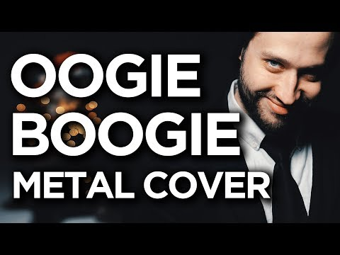NIGHTMARE BEFORE CHRISTMAS - Oogie Boogie's Song - (METAL cover version)