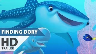 FINDING DORY - ALL NEW Trailer & Clips (Pixar Animation - 2016)