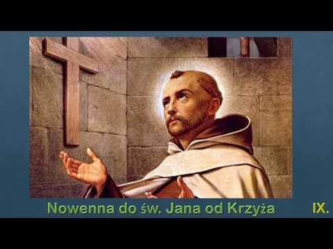 Nowenna Do św.  Jana Od Krzyża  (Dzień Dziewiąty   - 13 Grudnia)