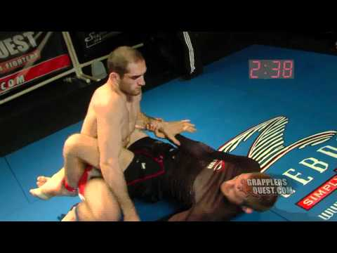 SUBMISSION! Adlan Amagov vs Travis Stevens Grapplers Quest Asbury Park 2011 Image 1