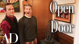 Inside Neil Patrick Harris's Captivating Brownstone Home | Open Door