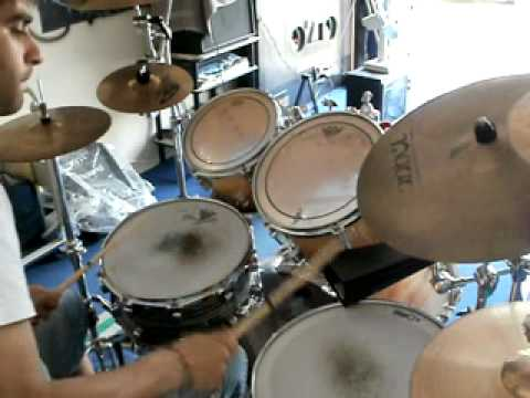 Sonor Force 3007 drum solo (memorandum+drum solo) - Saverio Maizzi