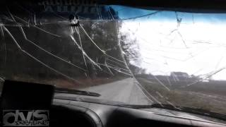 SHIRT TRICK AND BREAKING THE BROKE WINDSHIELD