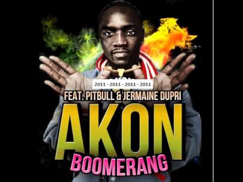 Akon Ft. Pitbull & Jermaine Dupri - Boomerang video