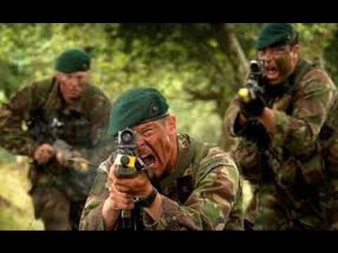 Royal Marines Commando - Training Video