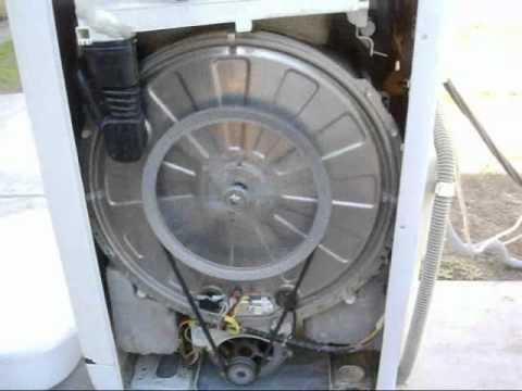 Стиральная машина вертикальной загрузки ремонт своими руками