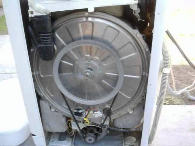 Ремонт стиральных машин своими руками с верхней загрузкой